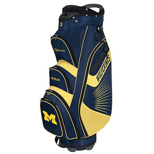 Team Effort Michigan Wolverines The Bucket Ii Cooler Cart Bag ()