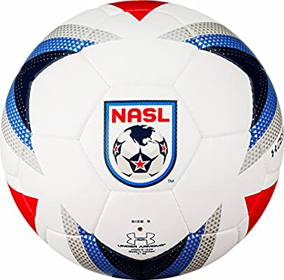 Under Armour Official Match Balón de fútbol, NASL FIFA Calidad Pro ...