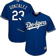 sho_Dodgers Mens Adrian_Gonzalez 23# Jersey sports Royal Los Angeles Baseball