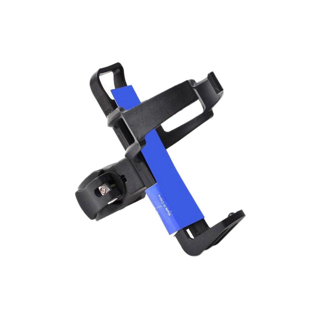 likeitwell Gabbia della bottiglia di smontaggio rapido della bicicletta Materiale d'acciaio di plastica di alto grado girante da 360 gradi - Facile installare