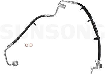 Sunsong 2201368 Brake Hydraulic Hose