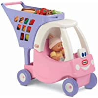 Little Tikes Princess Cozy Shopping CartShopping cart
