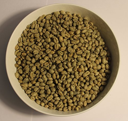 Tanzania Peaberry, Estate Ruvuma - Washed - Green, Unroasted Coffee Beans (4 Pounds)