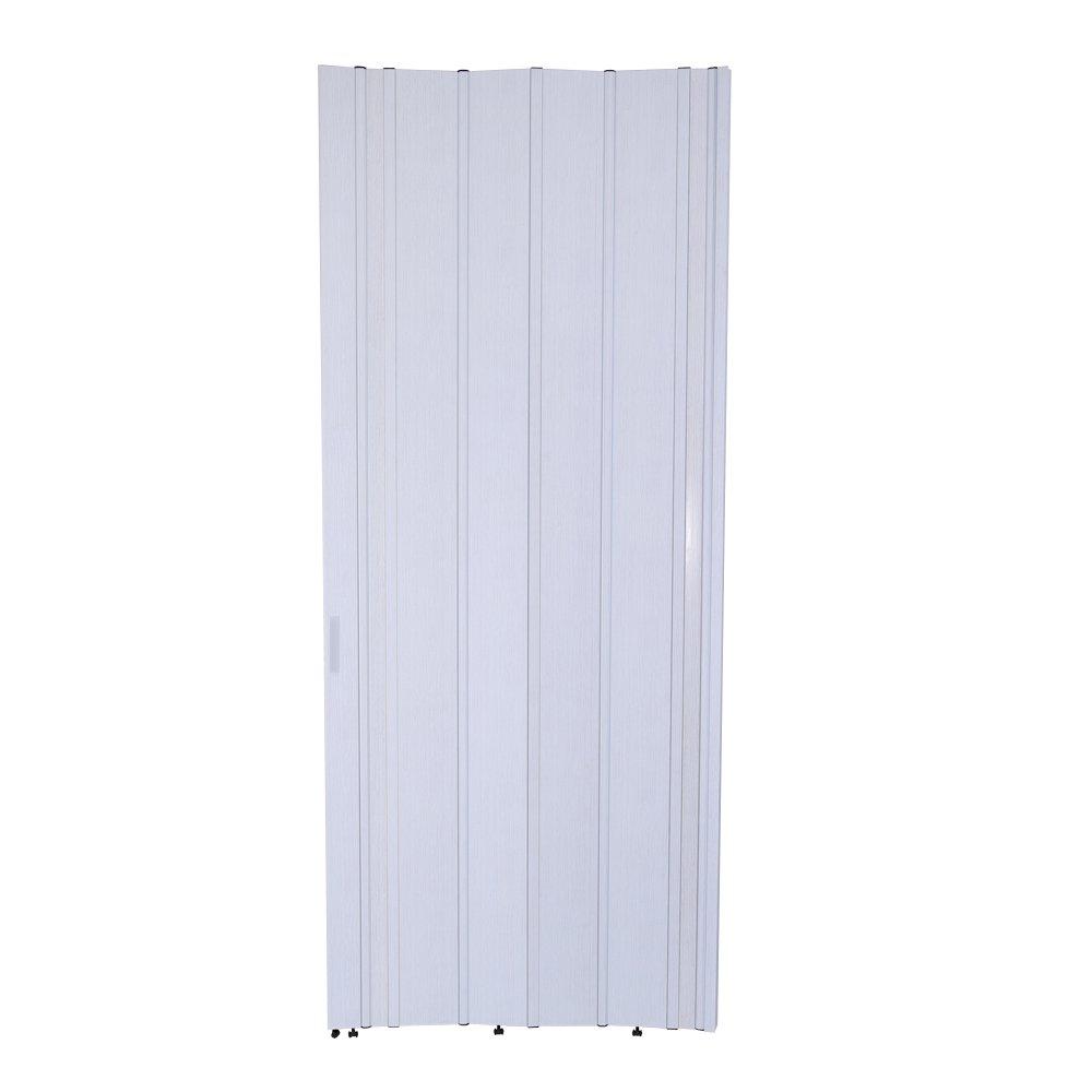 Panana PVC internal plastic folding door (6MM White) Songtree