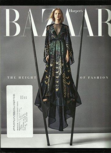 Harper's Bazaar November 2015