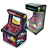 RUIER Retro Mini Arcade Game Machines with 220 Classic Handheld Video Games Portable Gaming Arcade Cabinet Children Tiny Toys Novelty Electronics for Boys Girls-Eye Protection ...