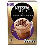 Nescafe Gold Double Choca Mocha Coffee 8 Sachets 184g