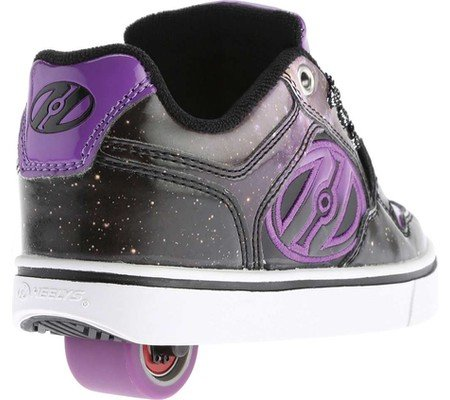Heelys Purple Heelys Canada Black Kids Plus from Galaxy Ships Motion tppwB