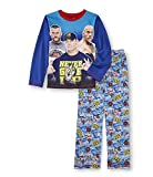 WWE John Cena, cm Punk and The Rock Never Give Up Pajama Set, Wrestling, Size 10/12