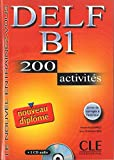img - for Delf B1 200 Activities [With CD (Audio) and Key] (French Edition) book / textbook / text book