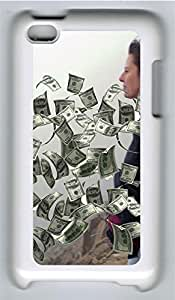 iPod 4 Case, iPod 4 Cases - Women and the dollar Custom Design iPod 4 Case Cover - Polycarbonate¨CWhite