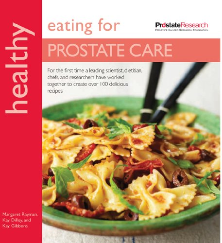 Healthy Eating Prostate Margaret Rayman product image