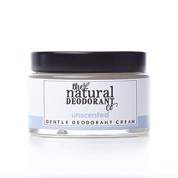 Natural Deodorant Co. Gentle Deodorant Cream