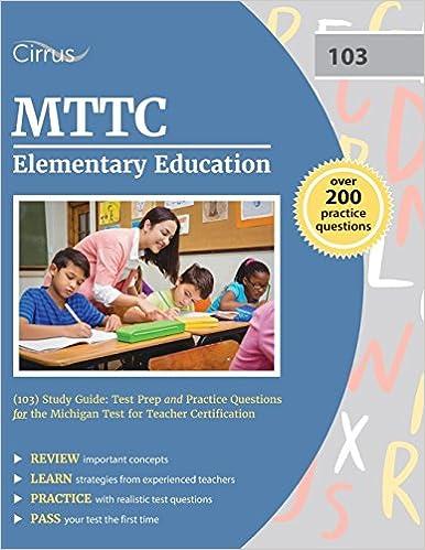 Amazon.com: MTTC Elementary Education (103) Study Guide: Test Prep ...