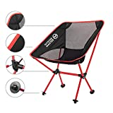 OutdoorMaster Folding Camping Chair - Portable
