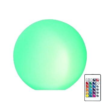 Led Chevet De 12cm4 Intérieure kingcoo Lumière 7 Rechargeable éclairage Nuit Extérieur Boule Pour Ambiance Décoration Lampe Table 7yfvb6gY