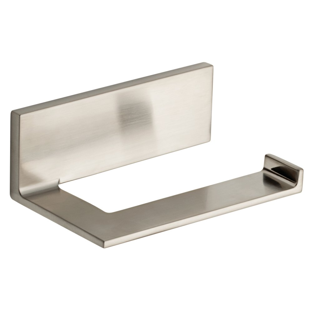 Delta Faucet 77750-SS Vero toilet paper holder, Brilliance Stainless Steel by DELTA FAUCET