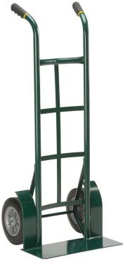 Harper Super Steel 1000 lb. Flat-Free Heavy Duty Hand Truck-H51T86 - The Home Depot
