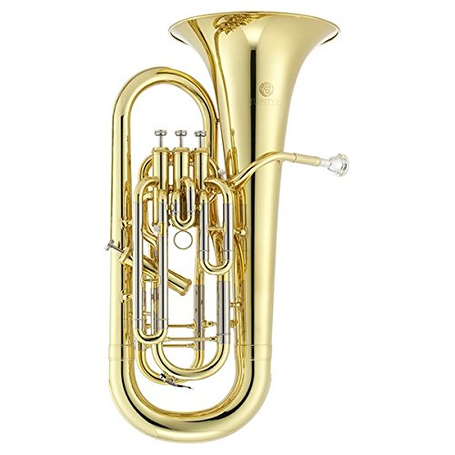 Jupiter 4 Valve Intermediate Bb Euphonium, JEP1020 by Jupiter