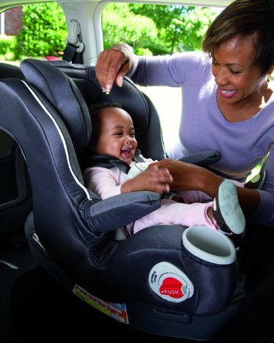 Graco SmartSeat All-in-One Car Seat, Rosin review