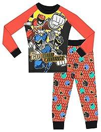 Power Rangers Boys' Power Rangers Pajamas