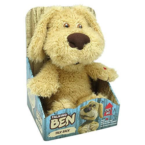 Dragon-i Toys 80802MI Mini Talking Ben, Beige from Dragon-i Toys