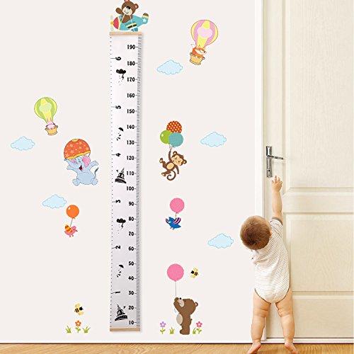wall hanging growth chart boy - 2