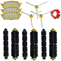 EcoMaid Accessories For Brushes & Filters Replacement For iRobot Roomba 500 Series Pack Mega Vacuum Cleaner Accessory Kit 550 560 551