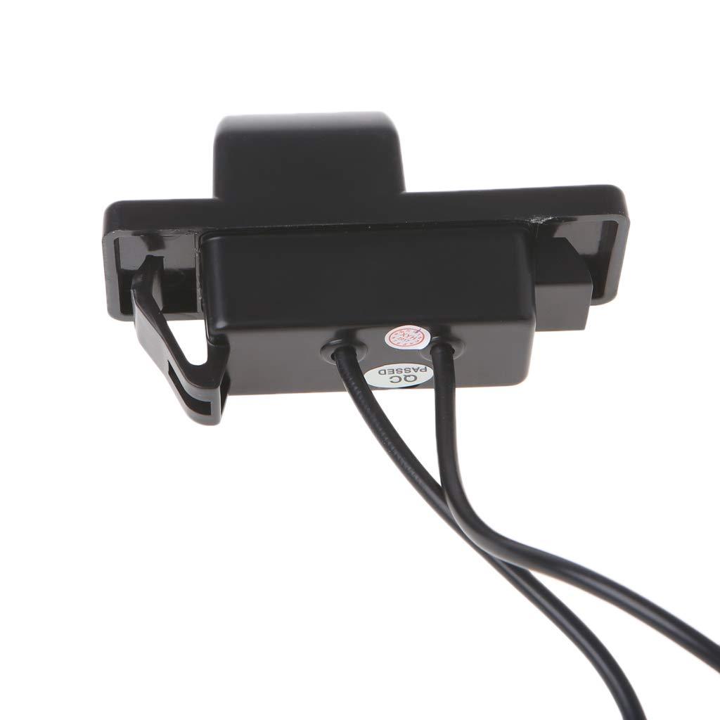 Telecamera di retromarcia CCD per Nissan Qashqai X-Trail Genius Citroen C4 C5 Anjuley