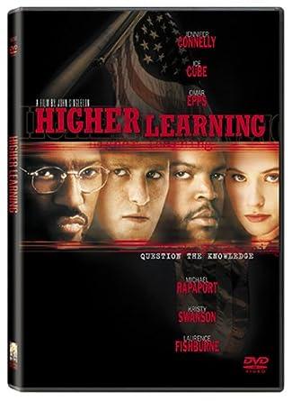 Regina King Higher Learning