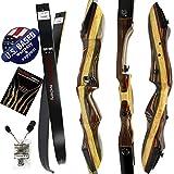 Southwest Archery Tigershark Takedown Recurve Bow - Standard, 35L W/Stringer