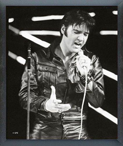 Elvis Presley Photo (Size: 12
