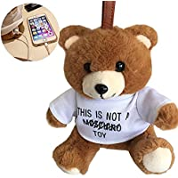 Aofit Cute 10000mah Cartoon Bear Power Bank Supply Cell Phone Battery Portable Charger Christmas Gifts for Girls or Bf