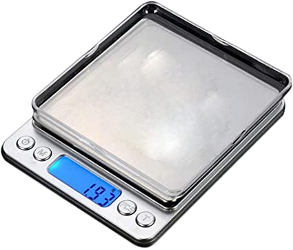 Balança digital de cozinha UPKOCH, balança de alimentos