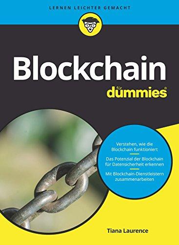 Blockchain für Dummies (German Edition)