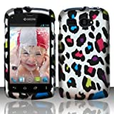 Cell Phone Case Cover Skin for Kyocera Hydro C5170 (Leopard -MultiColor) – Boost Mobile, Best Gadgets