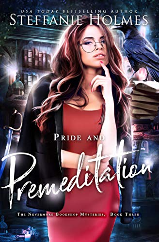 Pdf Thriller Pride and Premeditation (Nevermore Bookshop Mysteries Book 3)