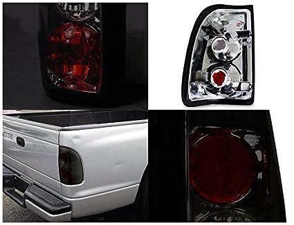 Spec-D Tuning LT-DAK97G-TM Dodge Dakota Altezza Tail Lights Smoke ... ed720a233e40