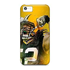 Hot Design Premium ZVc14648doOT Cases Covers Iphone 5c Protection Cases(green Bay Packers)