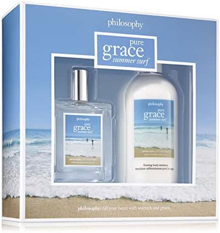 Philosophy Pure Grace Summer Surf for Women 2 Piece Gift Set