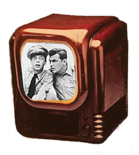 - Andy Griffith TV Pin, Handcrafted Wood, Jewelry Brooch, Barney Fife, Mid-Century Modern, 1960s TV Western Sit-Com, Don Knotts Mayberry