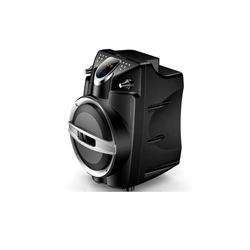 HERCHR Speaker, 6x9 6975 Bluetooth Speaker, Car Speaker Aluminum for Car Speaker, Black