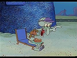 Spongebob hose zerrissen video
