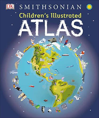 - Children's Illustrated Atlas
