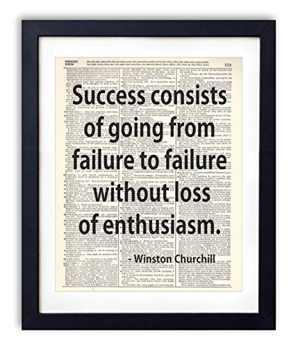 winston-churchill-quote-typography-upcycled-vintage-dictionary-art-print-8x10