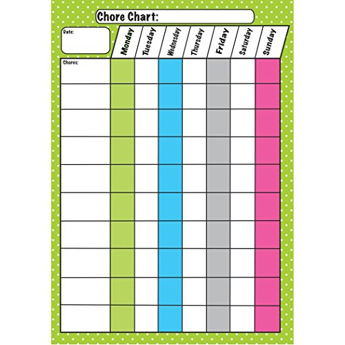 Ashley Productions Chore Chart Magnetic