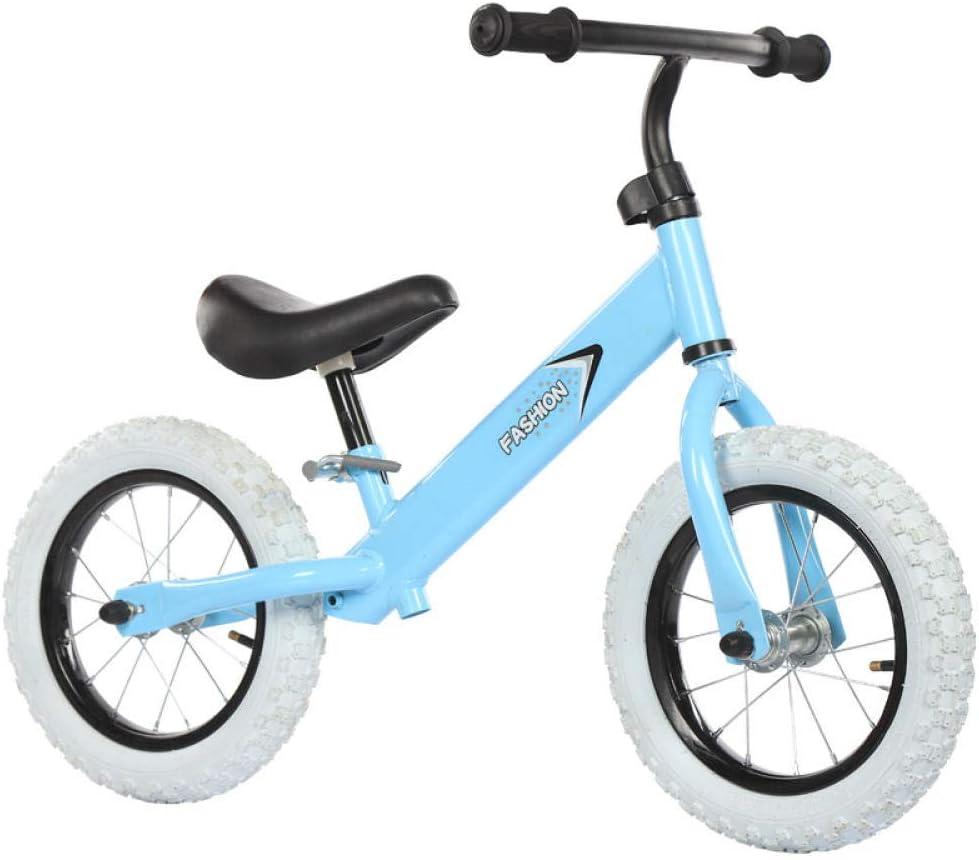 JINGWEIDA Army of Love Bicicleta de Aprendizaje, Unisex niños ...