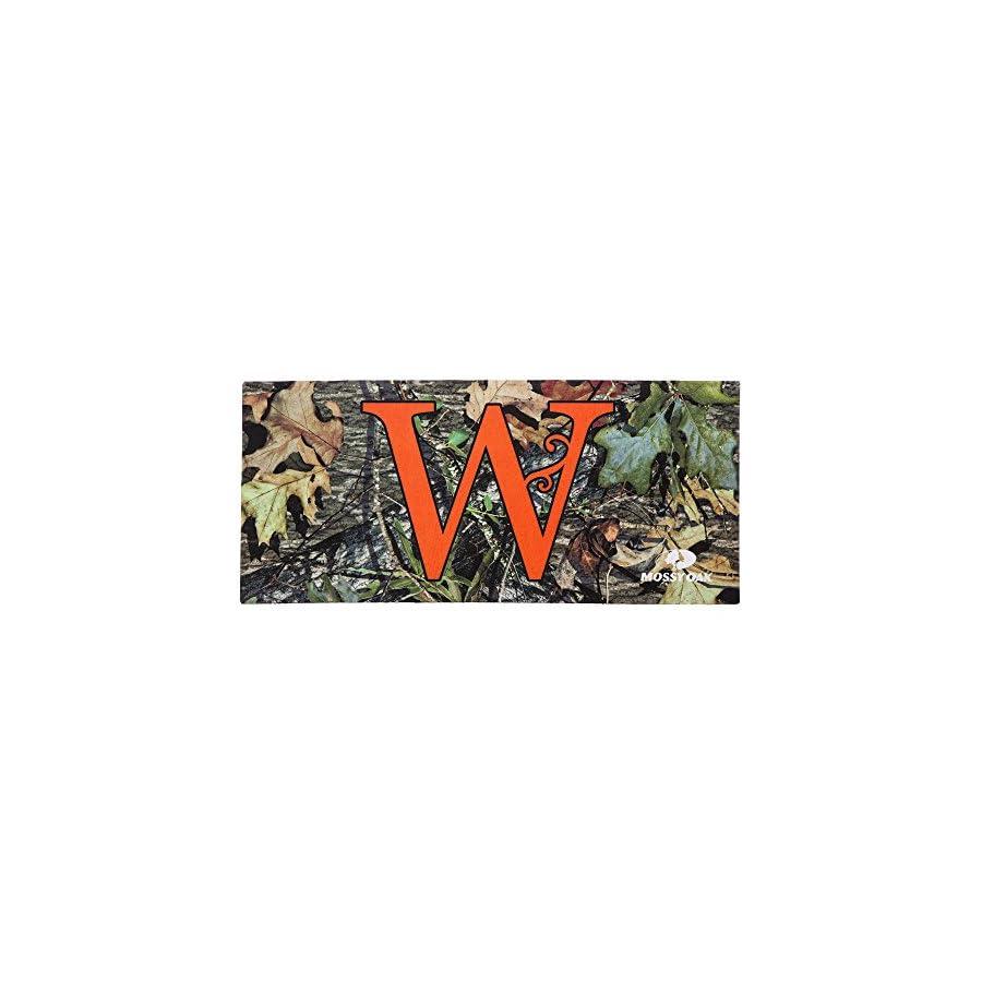 Evergreen Sassafras Switch Mat Mossy Oak Monogram W