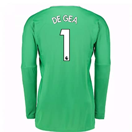 6efd7ce4f Image Unavailable. Image not available for. Color  2017-18 Man Utd Away  Goalkeeper ...