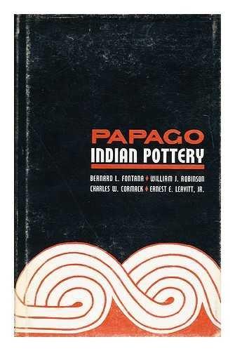 Papago Indian pottery, ()